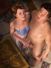 Cartoon Vigrin is poked by Dark Elf^3D Anime Porn 3d porn sex xxx free pics picture gallery galleries