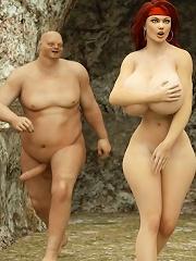 Hentai Slut With Plump Boobs Rides Goblin^3d Evil 3d Porn Sex XXX Free Pics Picture Gallery Galleries
