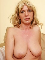 55 year old broad needs to get her old cunt plowed!
