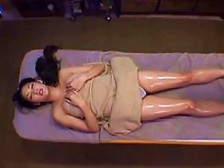 Sexy Japanese Milf With A   Gets A Hot Lesbian Massage