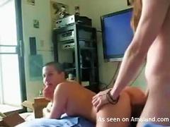 Teen Couple Film Themselves Fucking Hard