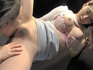 Crazy Japanese Model In Fabulous Hd Lesbian Jav Scene Txxx Com