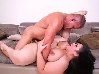 Hard Core Coitus Act With Huge Girl