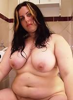 free bbw pics Сhubby brunette