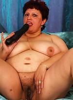 free bbw pics BBW with Big Big Tits gets...