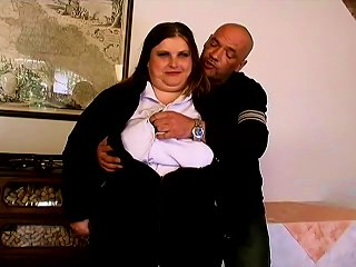 Nasty Bbw Hilda Gets Her Cunt Fucked And Toyed On The