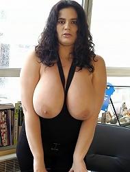 Giant Mature Tits