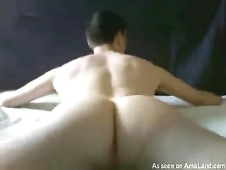 Skinny Guy Gets Very Sexy In An Amateur Video