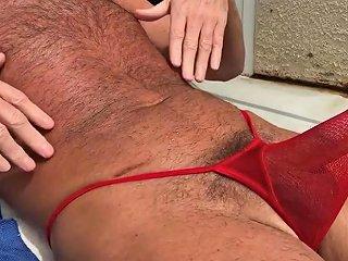 Sunbathing Horny Hairy Daddy Txxx Com