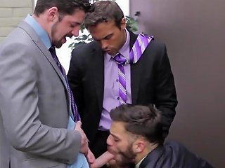 Office Threeway With Bitch Tommy Defendi Upornia Com