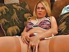 Alluring Angela Attison Finger F