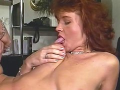 Brunette Office Milf In Sexy Stockings Fucked Free Porn 64