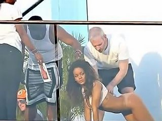 Rihanna Naked Bottomless For A French Photo Shoot Porn 91