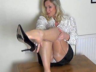 Solo Stockings Show 5 Free Free Stockings Hd Porn 99