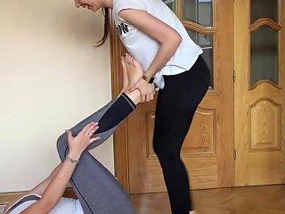Yoga Challenge Hot 22 Free Yoga Pornhub Porn 2a Xhamster