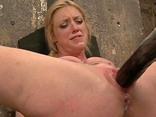 Dee Williams In Gorgeous Squirting Orgasmic Rope Slut Gets Bound And Defiled Hogtied Txxx Com