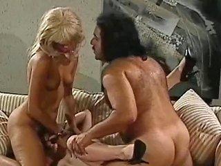 Latina Hermaphrodite Plays With Ron Jeremy Girlfriend