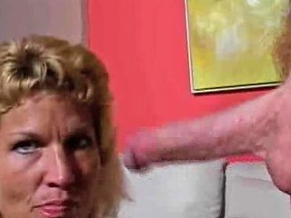 Mature Milf With Tan Lines Eats Cum Free Porn 05 Xhamster