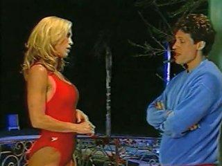 Amber Lynn Doing The Lifeguard Free Swimsuit Porn Video D7