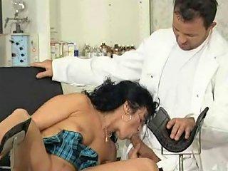 Sexy Mom 51 Brunette Mature Loves Gynecologist Porn Ff