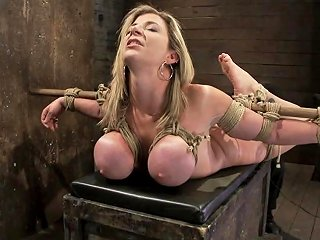 Milf With Ee Tits Has So Many Orgasms Ripped Out Of Hercries From The Brutal Emotion Of It All Hogtied Txxx Com