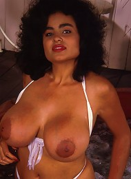 Shes got jumbo tits and a spankin ass. Jasmine is a wet and wild woman