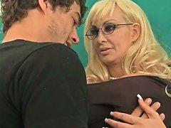 Brittany O'neil Xander Corvus In My First Sex Teacher Upornia Com