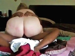 Slut Wife Calls Hubby While She Take A Bbc Cuckold