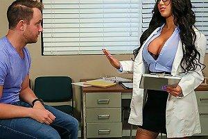 August Taylor Tubedupe Dr Taylor Takes Her Medicine