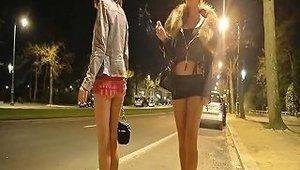Two Hot Smoking Street Girls Free Hot Girls Porn Video E5