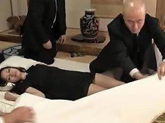 Slutty Aoi Natsumi Gets Fucked Hard As A Sex Slave
