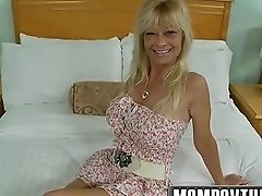 Hot Body Stripper Milf Gets Big Facial Pov