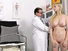 Natural Tits Doctor Gaping And Cumshot Drtuber