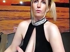 Naughty Ann Jiggles Her Floppy Tits At The Camera Porn Dc