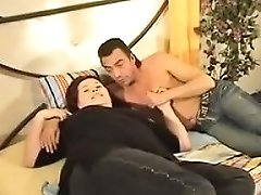 Lucky Old Man With A Hot Teen With Massive Boobslucky Old Man With A Hot Teen With Massive Boobs