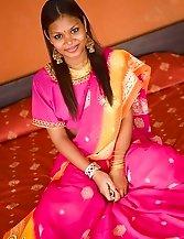 Shy Desi teen Asha