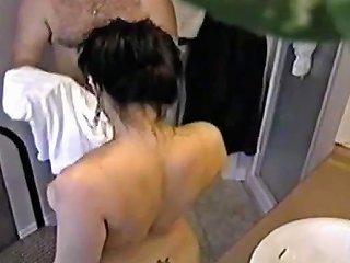 Colette Fucks Her Man While Shaving His Beard Drtuber