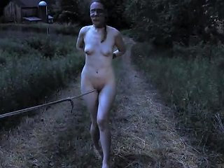 Hardcore Outdoor Bondage And Big Dick Abuse For Brunette Any Porn