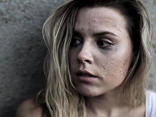 Pure Taboo Homeless Teen Virgin Gets Unwanted Creampie