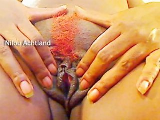 Body Painting With Nilou Achtland Kyliekash Free Porn 2b
