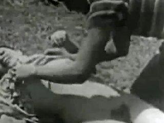 Antique Outdoor Porn Of 1915