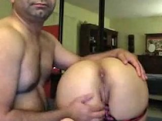 Crazy Homemade Video With Brunette Couple Scenes