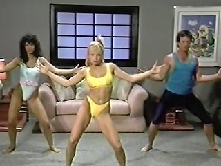 That's The Way Vintage Workout Fitness Hardcore Video