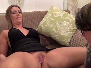 Young Guy Finally Gets To Finger Missy Kink While She Moans Any Porn