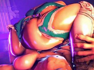 Street Fighter R Mika Battle Of Endurance Free Hd Porn 9d