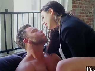 Deeper Seth Submits To Dominant Boss Angela White