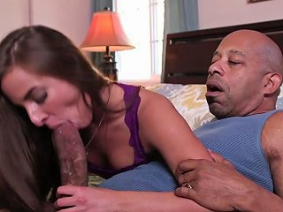 Shane Diesel Destroys Her Tight Pussy With His Monster Cock