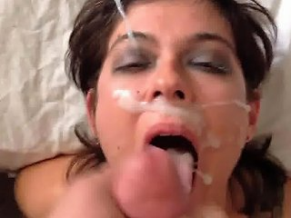 Artistic Facial Splatter On Slutty Girl Porn F5 Xhamster