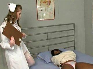 Kinky Clinic Free Interracial Porn Video B7 Xhamster