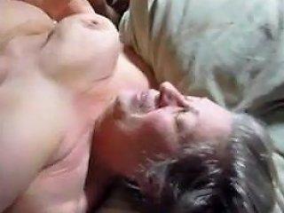 Grandma Takes Bbc For Grandpa Free Mature Porn Video F5